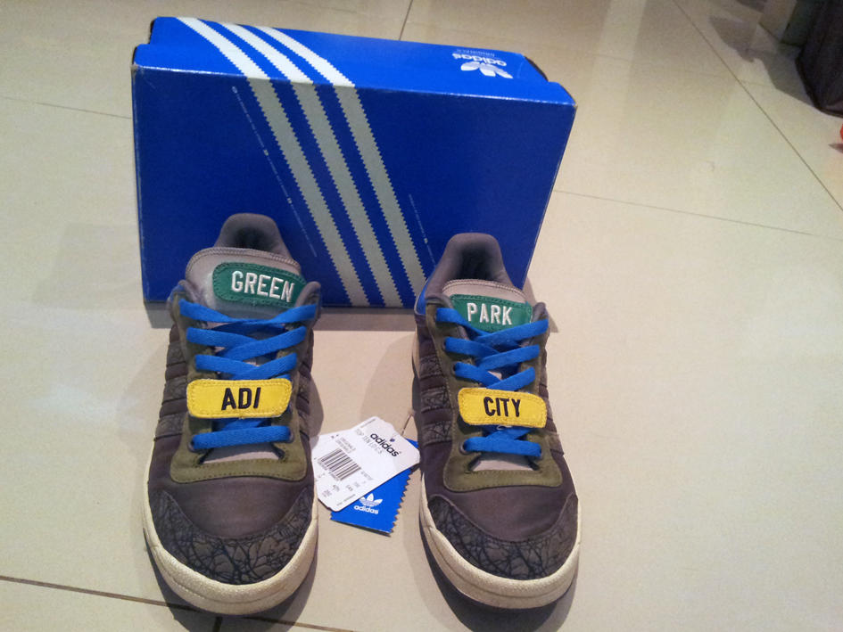 Jual Sepatu Adidas Top Ten LO C.S