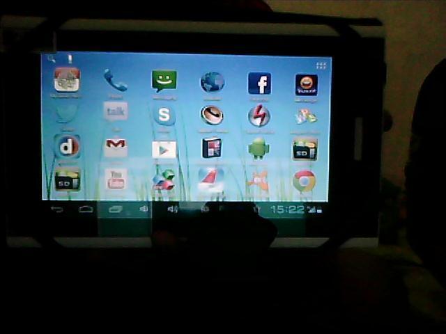 TABLET Treq A10G 8GB 3G BU 1,4jt bisa telpon/sms #SIDOARJO/MALANG
