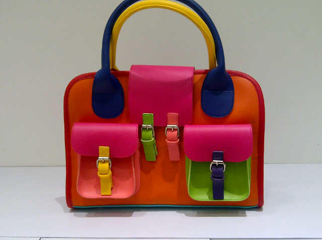 LC RAINBOW BAG