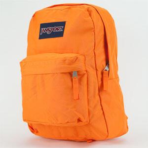 jansport orange