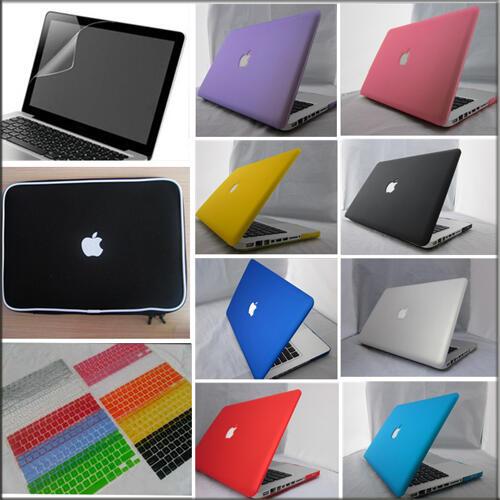 Sorftcase & Hardcase-Casing Macbook Pro-Air-White=Bekasi