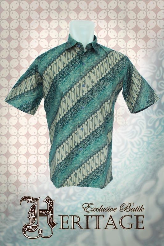 Batik Heritage Katun Parang Jawa Toska