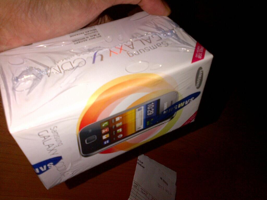 Samsung Galaxy Y CDMA i509 Harga GROSIR