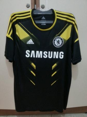 Ready stock jersey third chelsea oscar 11# new season