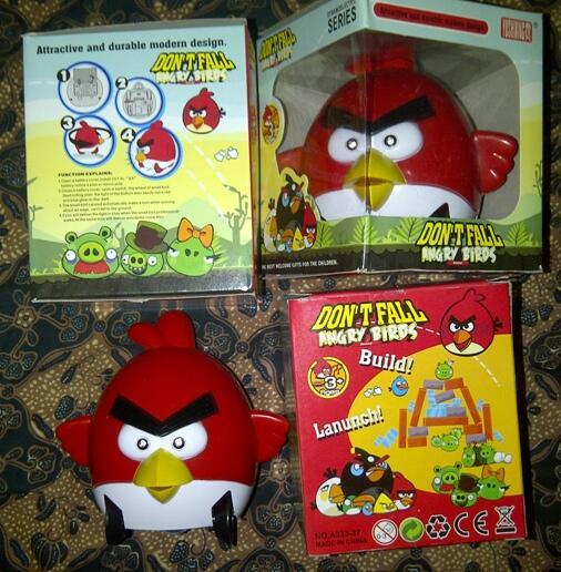 grosir china, angry bird, dont fall, tidak bisa jatuh, mainan, games