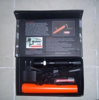 SENTER POLICE 1200 LUMENS 100% NEW ORIGINAL DAN MURAH