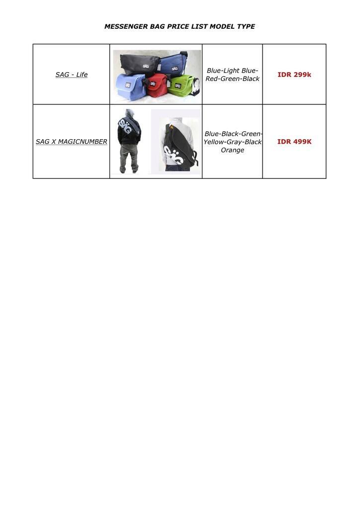 SALE MESSENGER BAG, ALL TYPE OF BRANDS: SUPREME-VANS-MICHAEL LINNEL-SAG-MASTERPIECE
