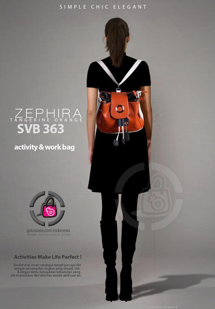 Tas Wanita untuk jalan atau kuliah, modis dan simple