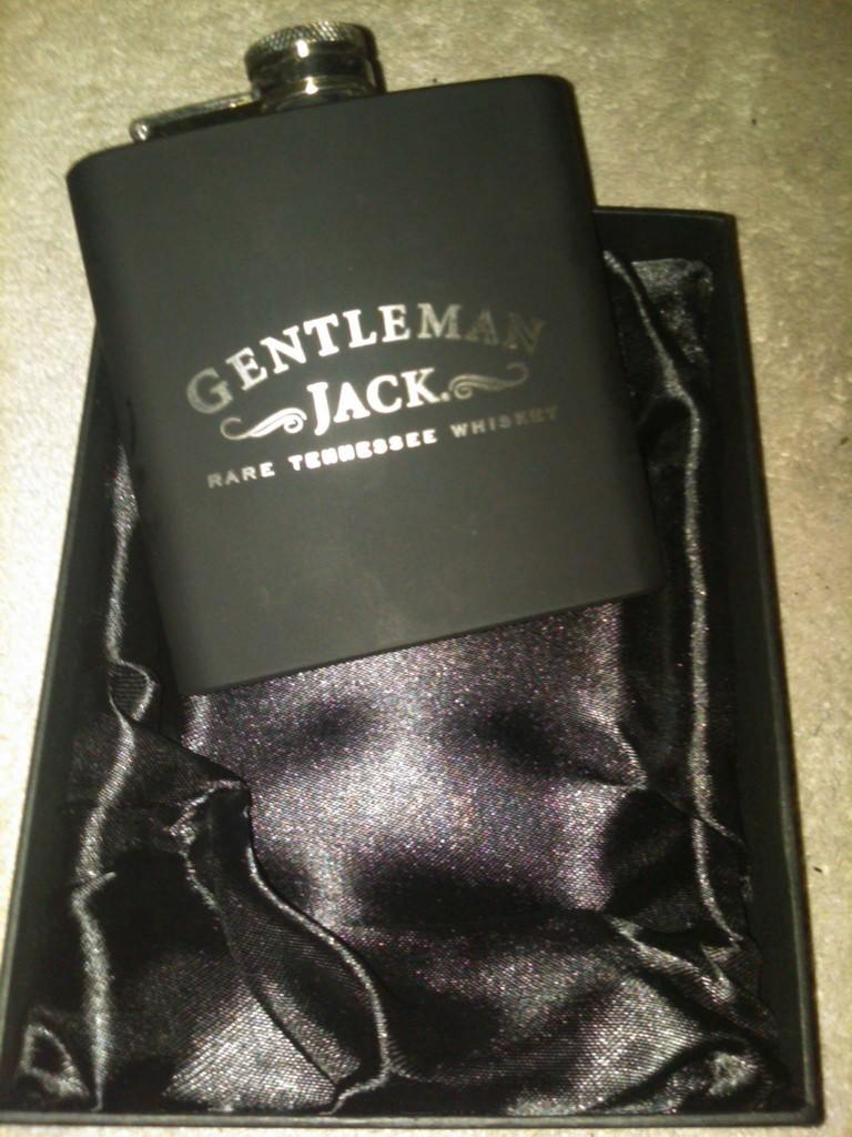 Collectible & RARE merchandise | Stick Billiard Jack Daniel's & Flask Gentleman Jack