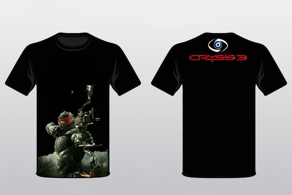 """T-Shirt for Gaming Lovers"" Masuk Gaan.."