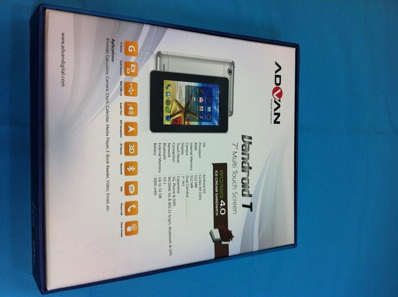 Big Promo Tablet PC Advance Vandroid T