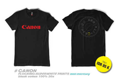 ON SALE PRINTED BRAND T-SHIRT