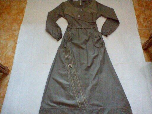 Baju gamis dan Tas Wanita