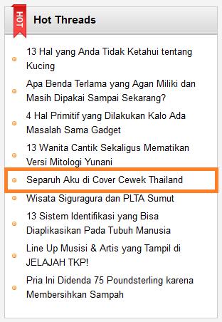 [MUST SEE] NOAH Separuh Aku Cover by Keesamus [cewek Thailand gan!!]