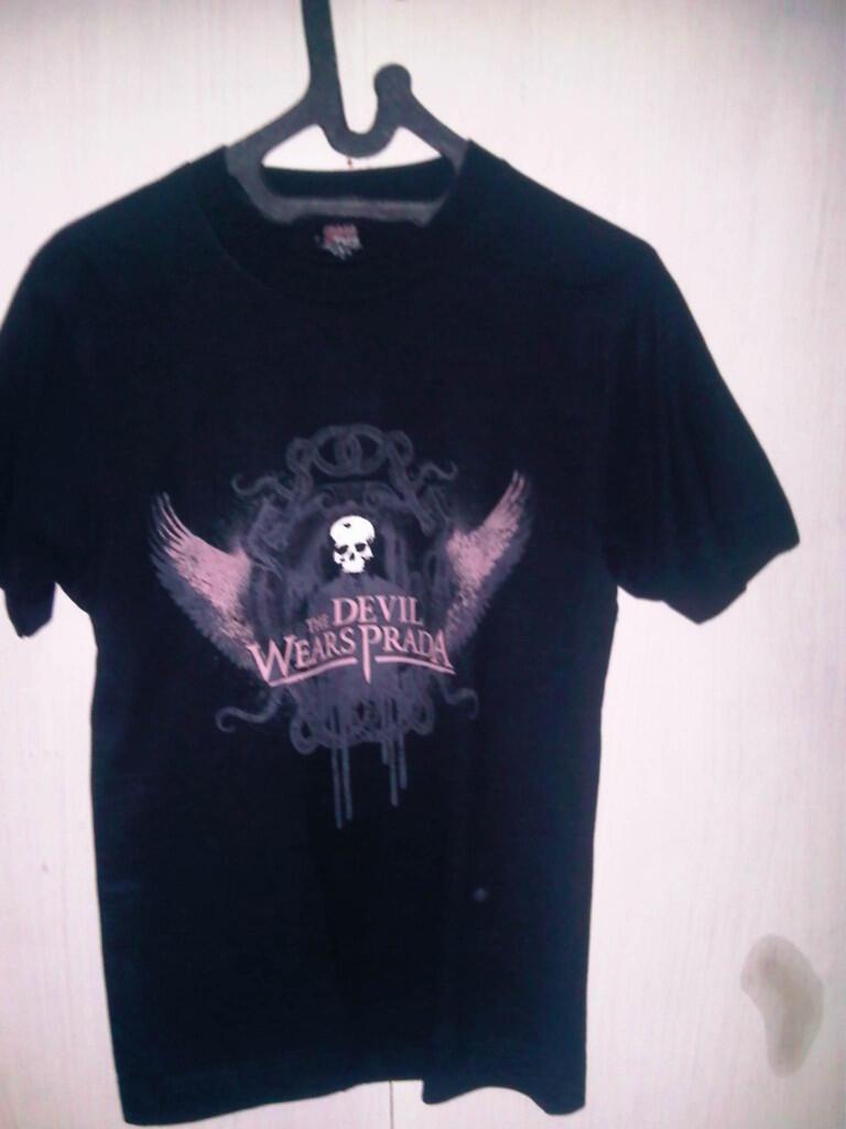 The Devil Wears Prada & Heartagram T-Shirt