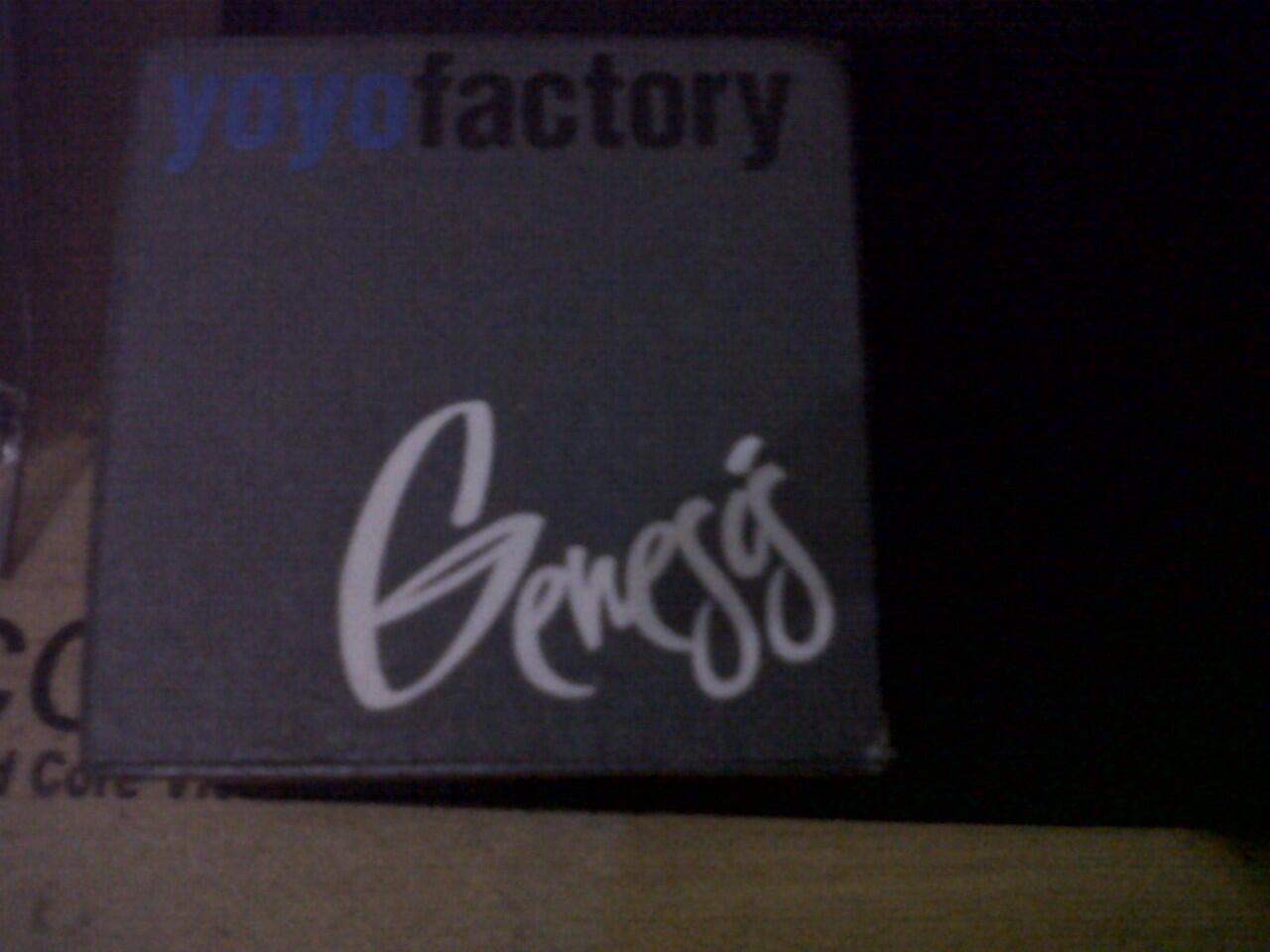 [WTS] Yoyo Factory Genesis NEW !!!