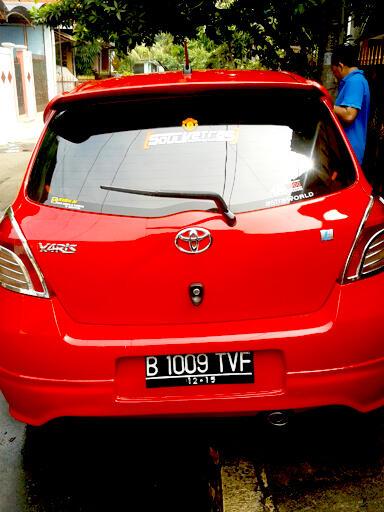 WTS Yaris S tahun 2006 RED. Jual cepat gan!