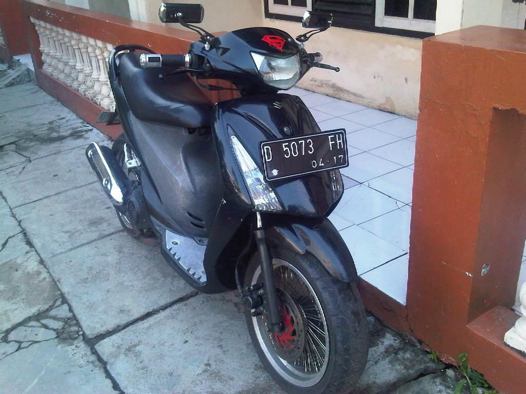 Cari WTS Motor Suzuki Spin Matic Modifikasi Bandung KASKUS