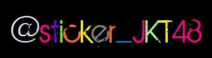 Sticker JKT48 [UnOfficial]