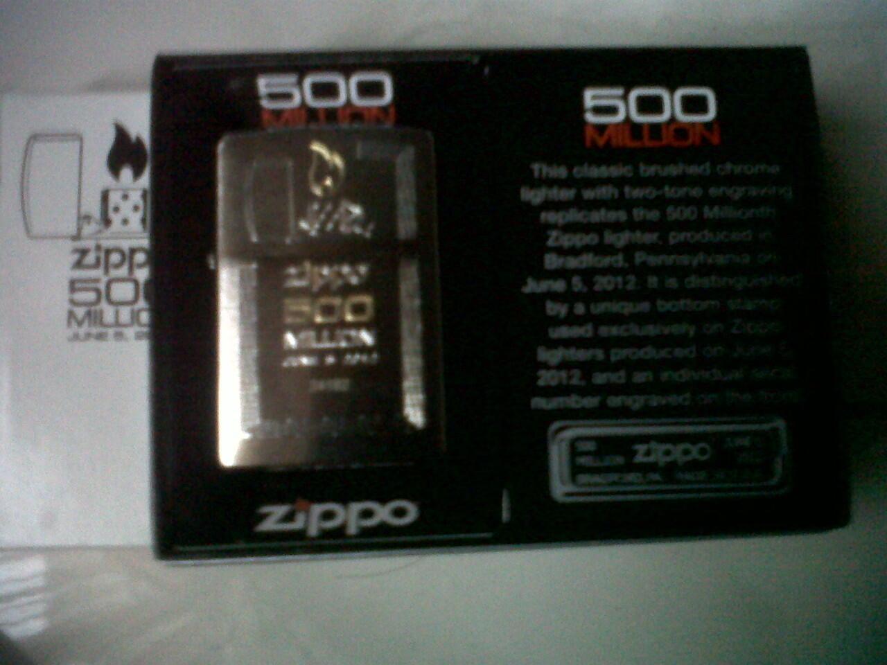 zippo rare n discontinue