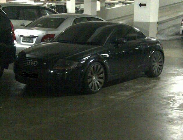 Audi TT 2001 M/T