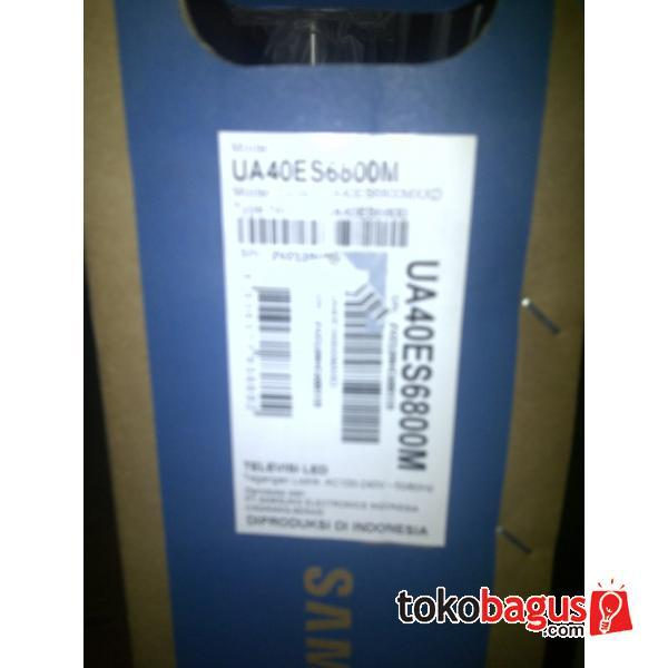 SMARTTV Samsung UA40ES6800 MURAHHH
