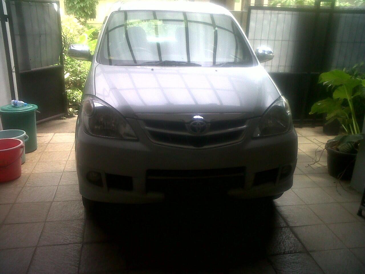Dijual Toyota Avanza thn 2010..Mulus dan Murah Mas Broo131
