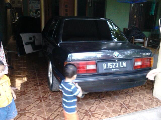 BMW M 40 th 91,keren, mulus , tinggal pakai