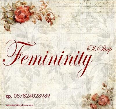 Femininity OL update, buruan order yuk!!ada koleksi forever8, harga terjangkau