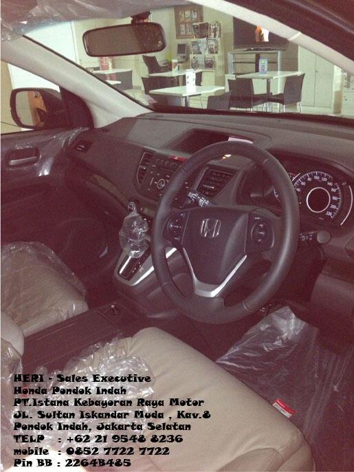 Ready New Honda CRV 2012 , Proses Kredit Cepat + Data Di bantu, angsuran ringan