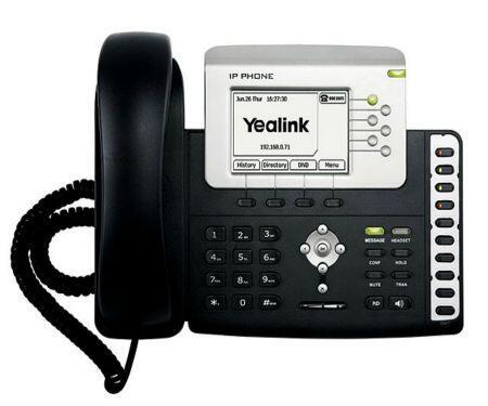 IP Phone Yealink T 28 P for Operator