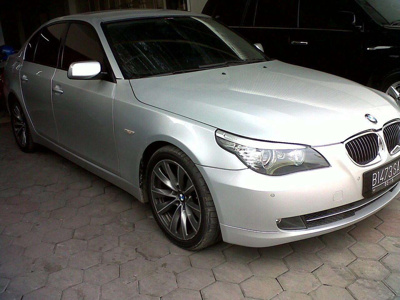 BMW 530i E60 AT 2009