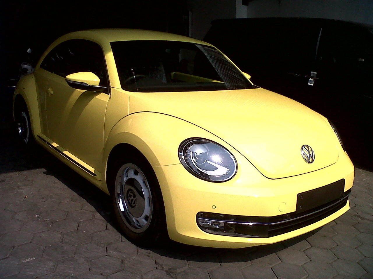 New Beetle 1.2 TSI