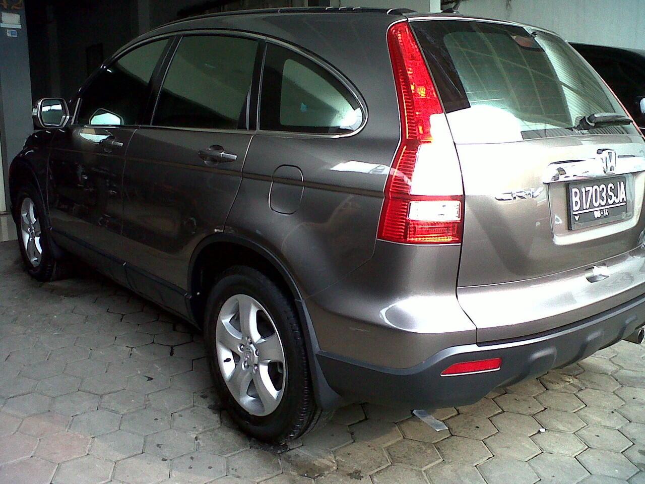 Honda CRV 2.0 AT 2009