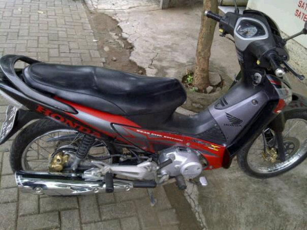 Supra X 125 Double Disc Brake Semarang