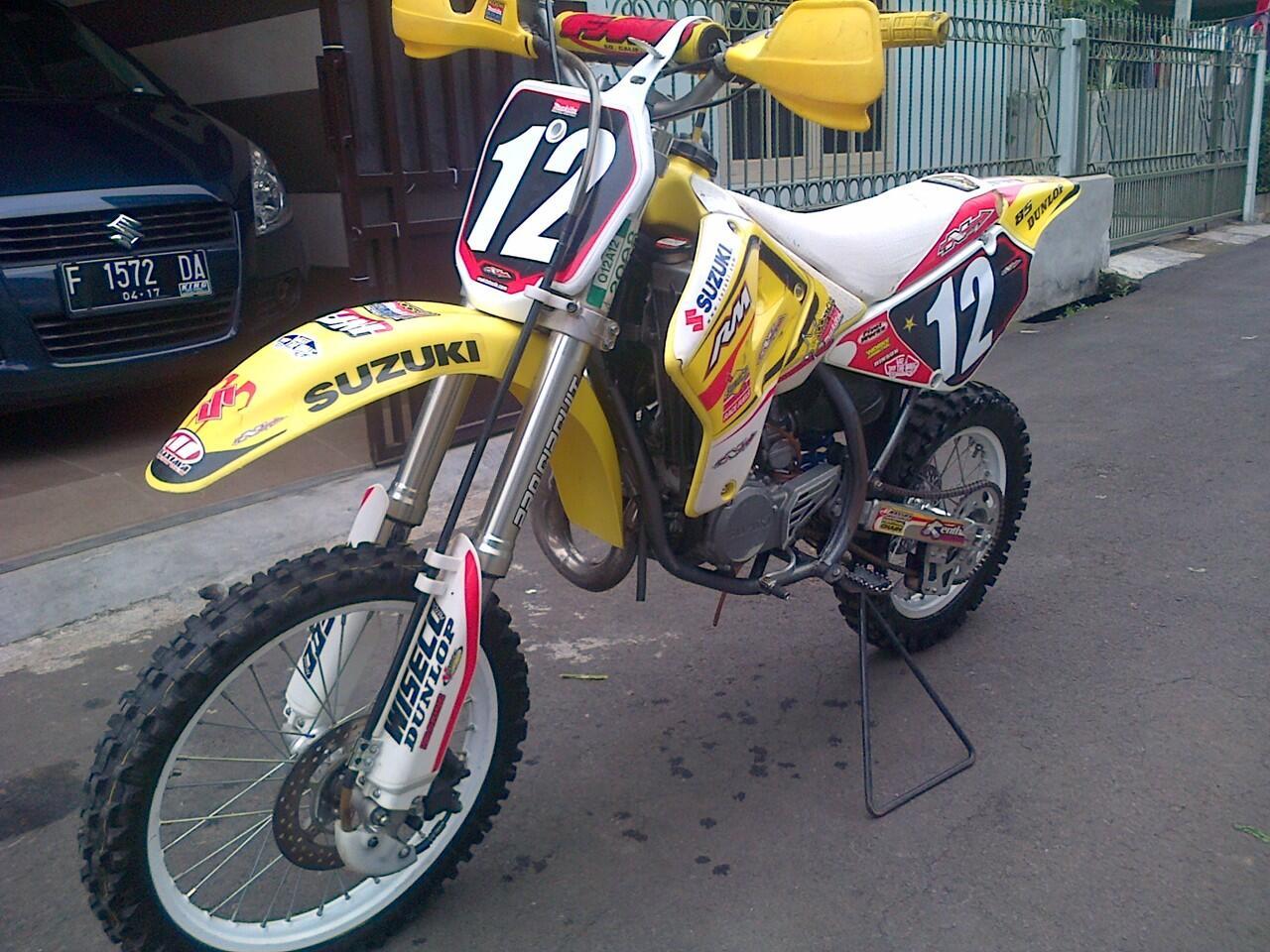 Suzuki RM85 '08