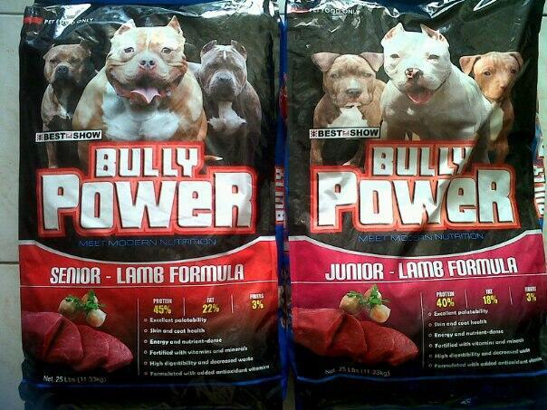 DF Bully POWER..utk pitbull n bully