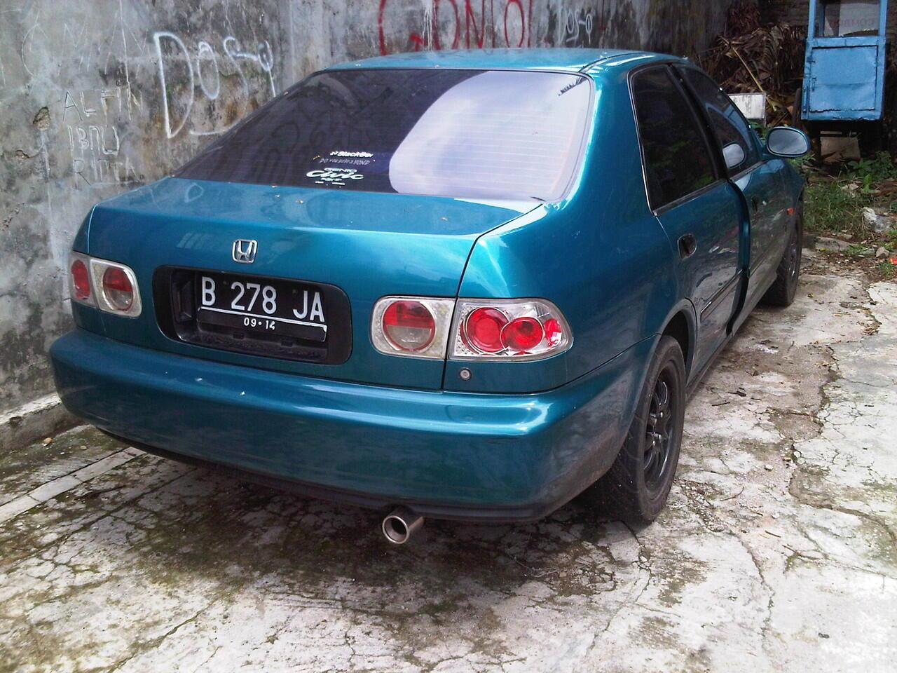 Jual Honda Genio 93 Jakarta