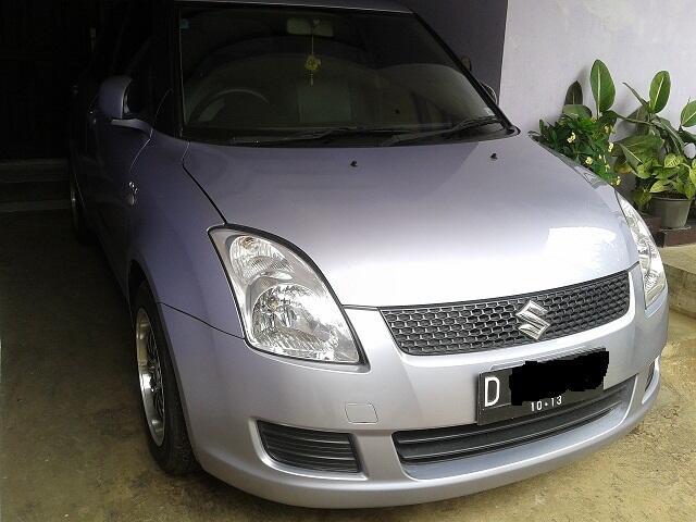 Suzuki Swift 2008 Bandung (Banjaran)