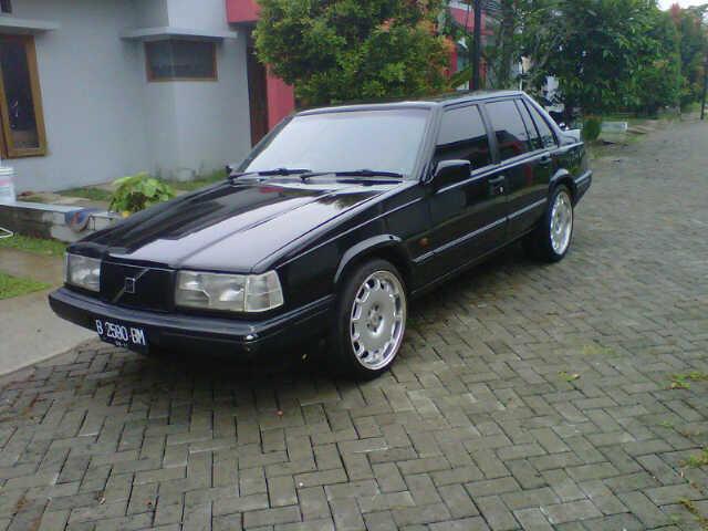 VOLVO 960 GL AT 1995, Black