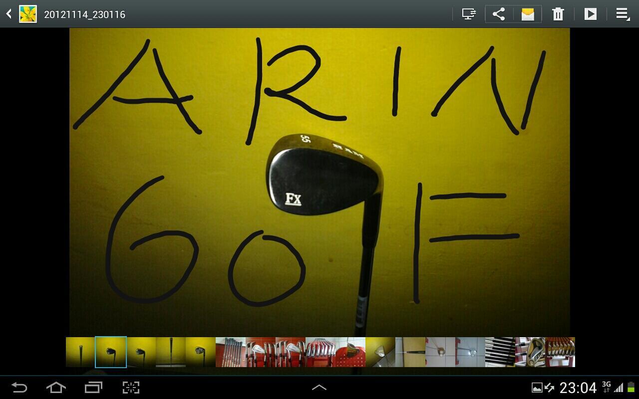Terjual Jual Beli Stik Stick Golf Bekas Original Kaskus