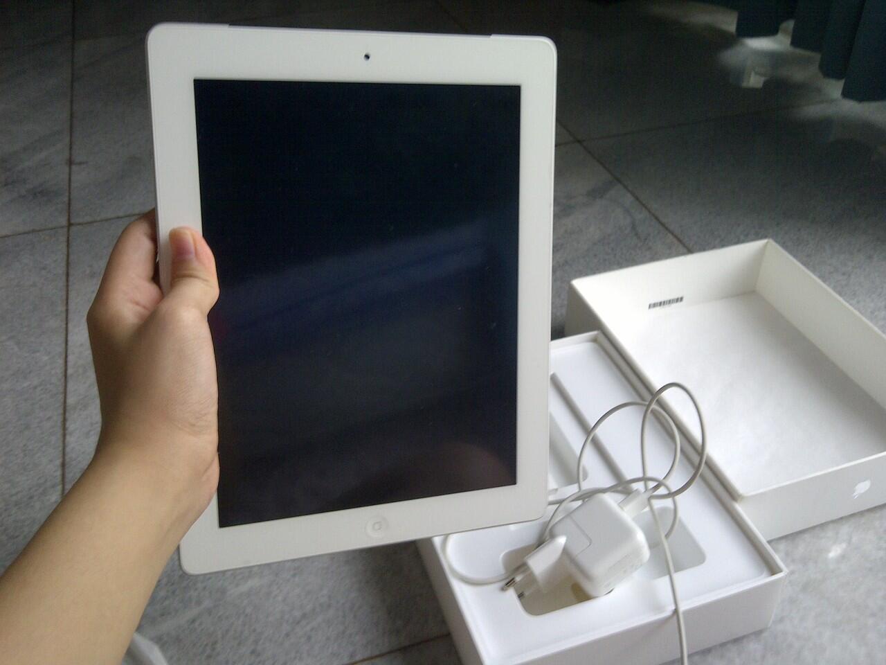 Ipad 2 3G Wifi White 16GB mulus 99% like a new