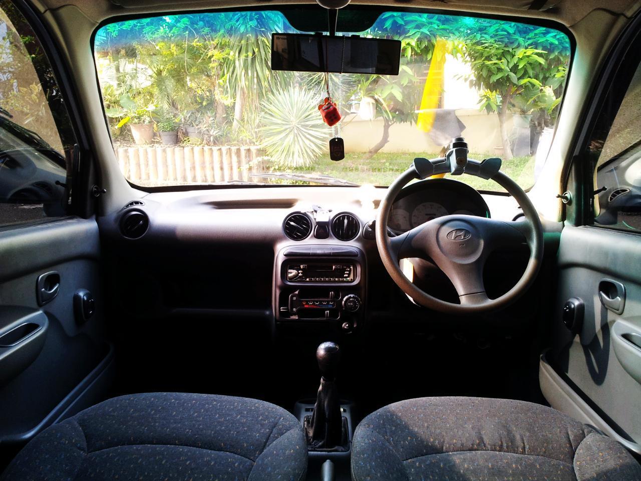 Jual Hyundai ATOZ 2005 M/T