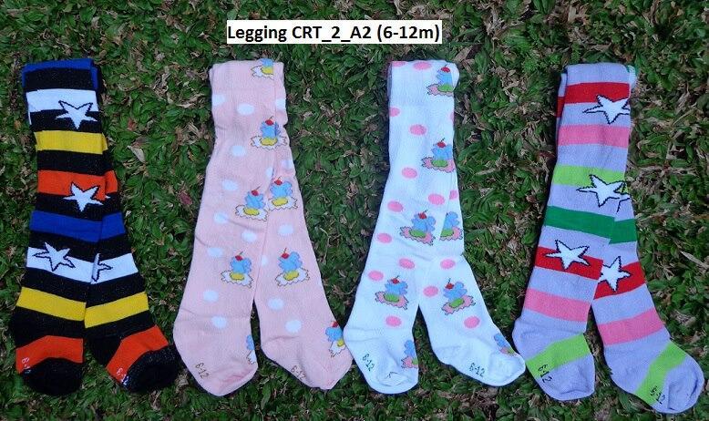 Legging Cotton Rich Tight (Tutup Kaki)