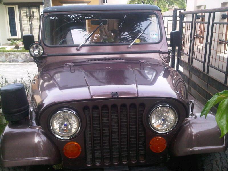 CJ7 81 Laredo