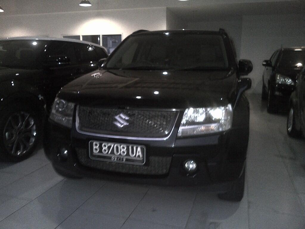 Grand Vitara JLX A/T 2008 !! MURAH!!