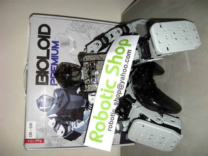 Robot Kit Edukasi - Bioloid Premium Kit