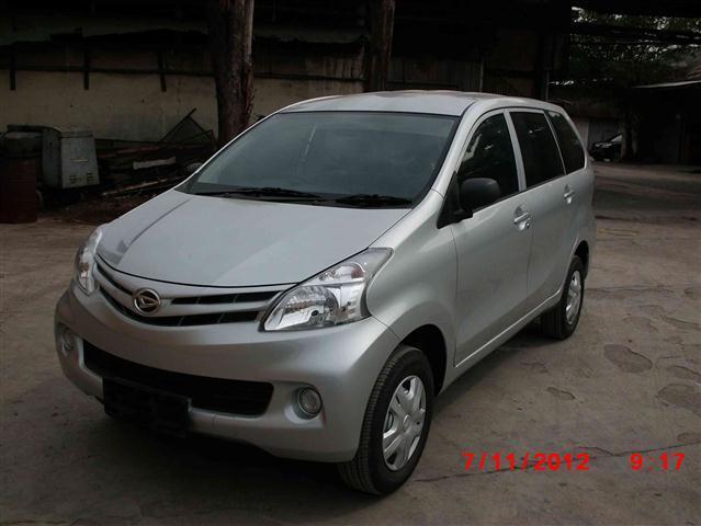 Daihatsu Xenia 2012 X MT STD