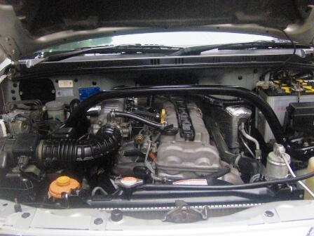 Suzuki Escudo 2.0 Silver Metalic 2003