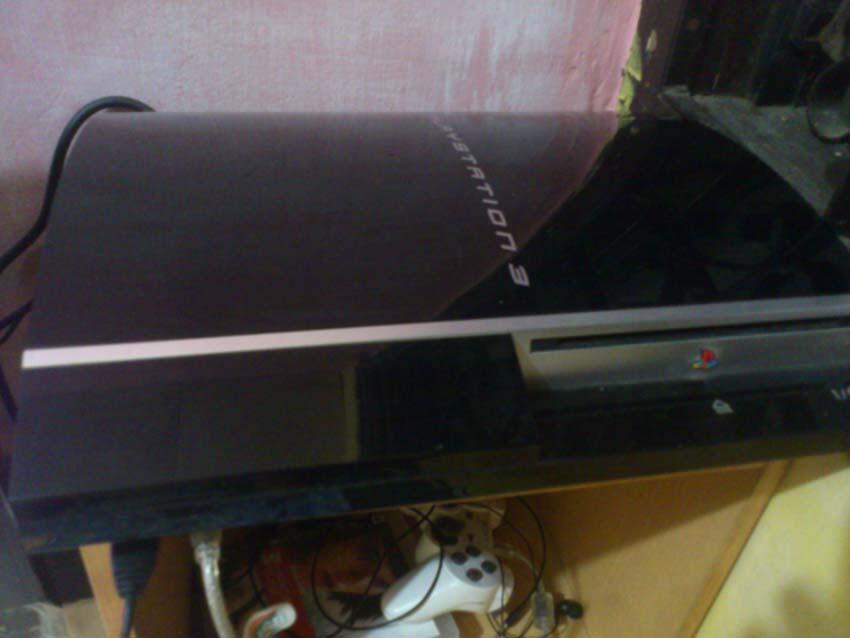 JUAL SANTAI PS 3, HD 500GB, Lokasi Bekasi